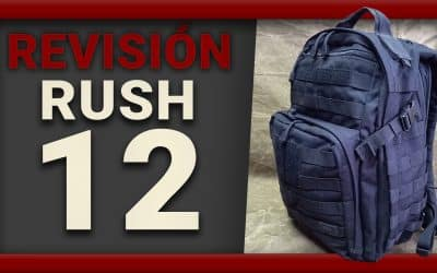 🔎 5.11 RUSH 12 BACKPACK | REVIEW
