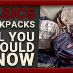 📝 BACKPACKS & BACKPACKING, ALL YOU NEED TO KNOW   BASICS