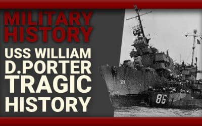 📜 THE U.S.S. WILLIAM D.PORTER AND ITS SAD STORY | MILITARY HISTORY
