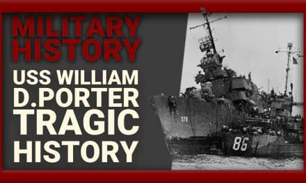 📜 THE U.S.S. WILLIAM D.PORTER AND ITS SAD STORY   MILITARY HISTORY